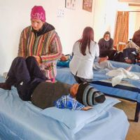 Physiotherapy - Nepal