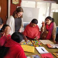 Vi feirer kvinnedagen på GoXplore. Gjør en forskjell i verden med å jobbe som frivillig på kvinnesenter i Nepal.  Bidra med å gi de en bedre fremtid!?  Happy Women`s Day ?  Les mer om programmet her: https://www.goxplore.no/program/frivillig-nepal